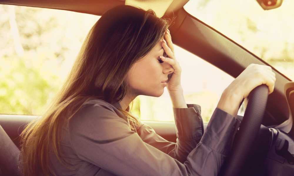 Fear of Driving What You Need To Know
