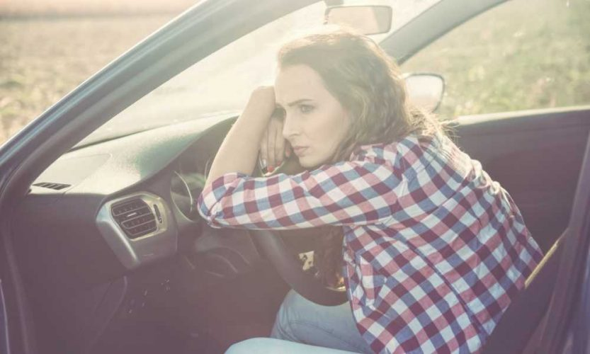 Accept Your Driving Anxiety
