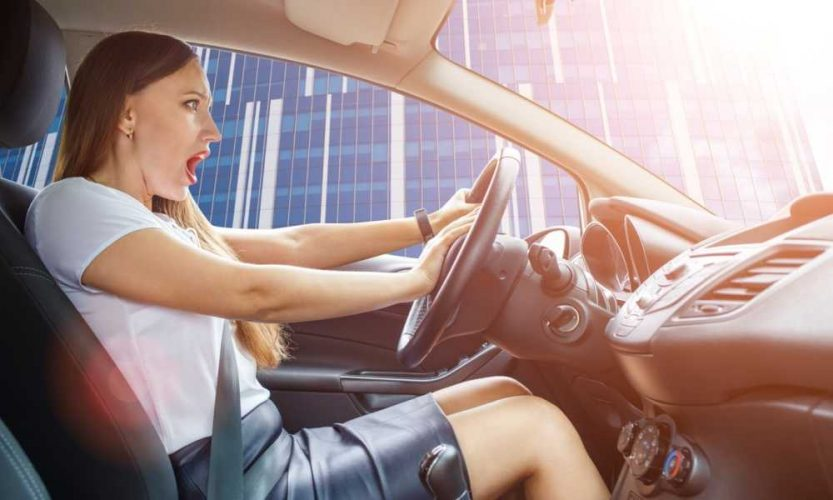 What Are The Common Driving Anxiety Fears