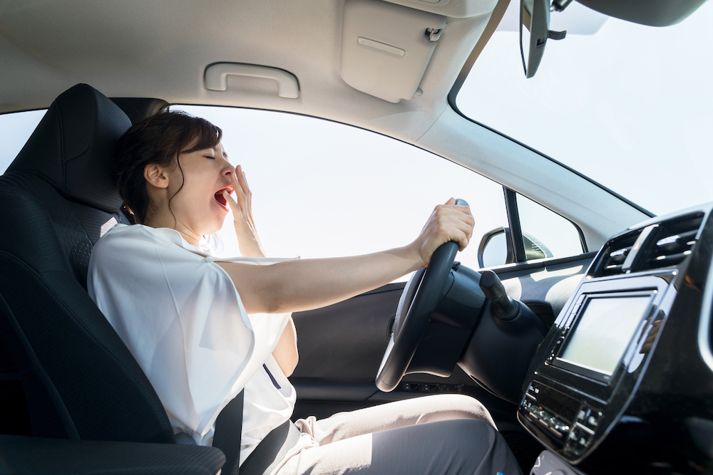 tips for driving long distances alone