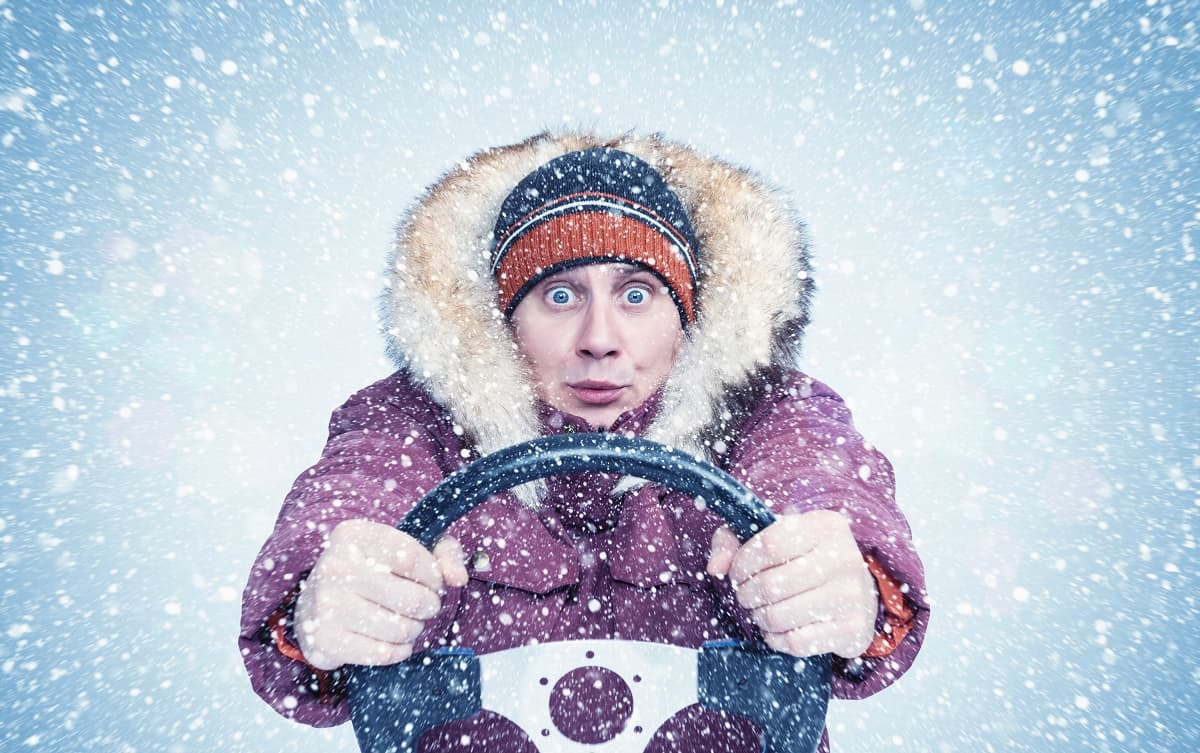 Fear of Winter Driving (Driving in Snow): Overview and How to Overcome It